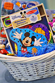 mickey mouse easter baskets do tell anabel diy donald duck easter basket featuring disney