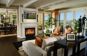 living room designs with fireplace and tv living room gorgeous living room with tv above the classic