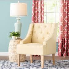 Swoop Arm Chair Design Ideas Crandall Tufted Swoop Armchair Wayfair