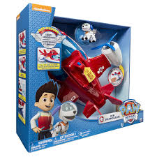paw patrol lights sounds air patroller plane walmart canada