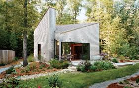 Cabin Floor Plans Small Modern Small Space Rhode Island Cottage Floor Plans Dwell Appears