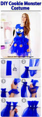 cookie monster costume tutorial instructions on the blog