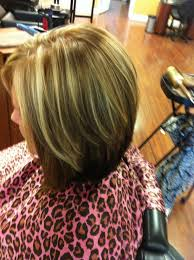 long bob hairstyles with low lights dark brown underneath dark blonde lowlights bright blonde