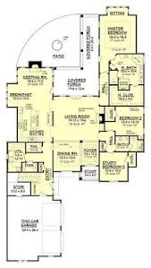 modern house floor plan plan 290023iy 5 bed modern house plan for a sloping lot modern