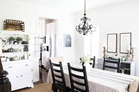 how to organize your dining room before the holidays just a