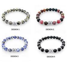 bracelet women images Buddha bracelet with natural stone beads for men women a jpg