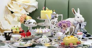 easter tea party whats on easter bank in wales daily post