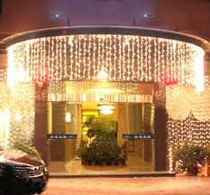 wedding backdrop lights curtain lights bedroom waterfall outdoor x led fairy string curtain