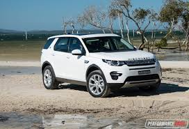 land rover hse white 2017 land rover discovery sport hse td4 180 review performancedrive