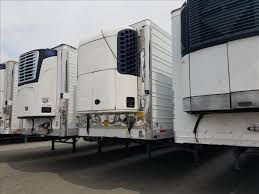 reefer trailers for sale