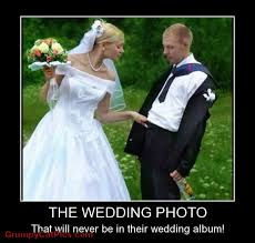 Funny Wedding Memes - speak of the devil so you really want to ruin a wedding