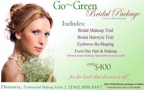 bridal makeup package services dermagem makeup artistry