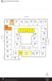 8 York Street Floor Plans by Mcbain Hall Housing