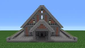 Brick House by Minecraft Tutorial Brick House 5 Youtube