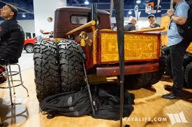 hauk designs sema 2016 sema pitbull tires hauk willys ratrod
