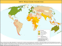 Philippines Map World by Mining And Critical Ecosystems Mapping The Risks U2013 Essc