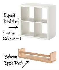 ikea bookshelves ikea hack bookshelves