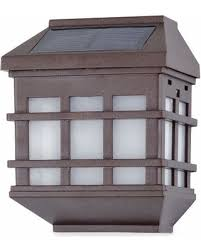 wilson and fisher solar lights don t miss this deal on wilson fisher solar deck light 4 piece