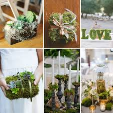 moss decor inspiration fiftyflowers the blog