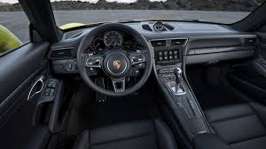 porsche cars interior porsche 911 turbo and turbo s facelift finally revealed the week uk