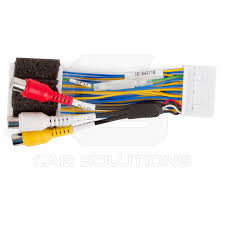 av video audio cable for toyota touch 2 and entune monitors