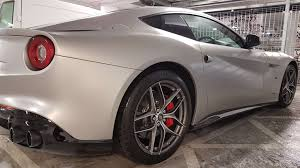 purple ferrari f12 empire car detailing gallery valeting pictures of cars mobile
