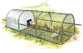 Backyard Poultry For Sale by Build This Predator Proof Portable Chicken Coop For Your Backyard
