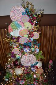 j special events candyland tree decor