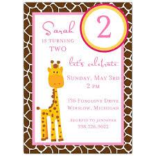 birthday party invitations girl birthday invitations paperstyle