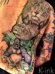 the 25 best jungle tattoo ideas on pinterest tiger drawing
