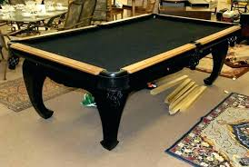 dining room pool table combo pool dining room table view in gallery dinning table and pool