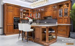 high quality solid wood kitchen cabinets traditional large size solid wood kitchen with island