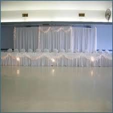 Wedding Backdrop Banner Wedding Backdrop Stand Background Drape White Curtain And Drape