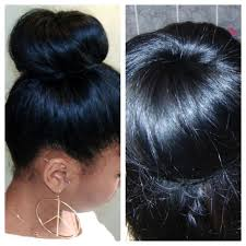 donut bun hair easy donut bun tutorial