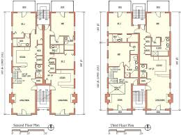 apartment nice modern apartment design plans small building