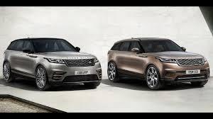 range rover velar vs sport range rover velar revealed new rangie for the city