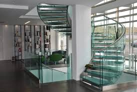 Glass Stairs Design Grand Design Stairs