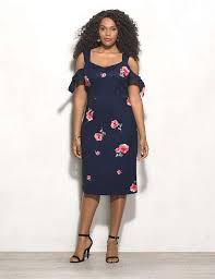 Barn Dresses Spring Dresses We Love From Ashley Graham U0026 Dressbarn