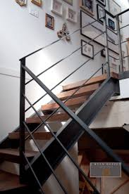 awful industrial stairs home decorating