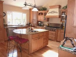 Kitchen Islands Designs With Seating Oak Kitchen Island With Seating Rembun Co