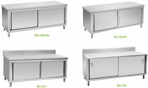 commercial kitchen cabinets stainless steel stainless steel commercial modern design kitchen cabinet kitchen