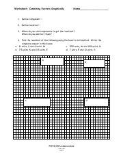 2 14 15 vector math practice wkst pdf worksheet vector math