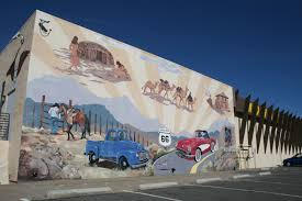 arizona s route 66 passport mohave museum of history arts wall mural