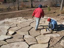 Rock Patio Design Patios And Landscape Design Western Colorado Rock Work