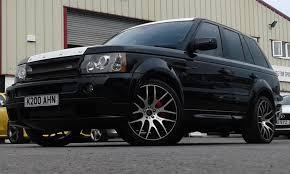 Used 2007 Land Rover Range Rover Sport V8 Sport Hse Full Kahn