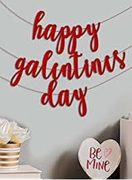 valentines day decor valentines day decorations be my galentine banner