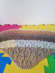 caron cakes shawl