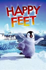 Happy Feet Meme - happy feet font and happy feet poster