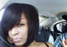 short layered bob for black women hairstyle picture magz