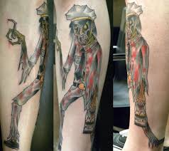 jaded soul tattoo billy jack